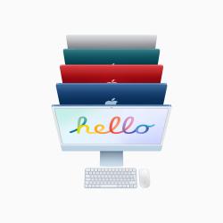iMac 24' - Milieu de gamme