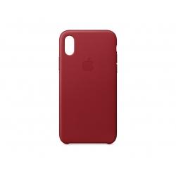 Coque en Cuir pour iPhone X